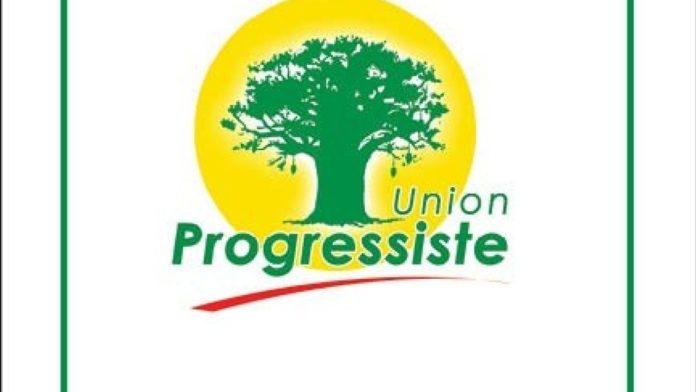 Logo Union Progressiste