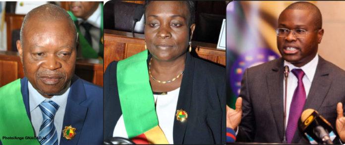 les forces politiques de la 18ème circonscription électorale